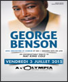 R�servation GEORGE BENSON
