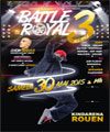 R�servation BATTLE ROYAL 3EME EDITION