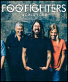 R�servation FOO FIGHTERS