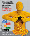 R�servation THE ART OF THE BRICK / L'EXPOSITION
