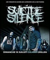 R�servation SUICIDE SILENCE