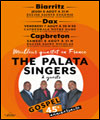 R�servation GOSPEL: THE PALATA SINGERS