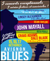 R�servation TO ME THAT'S THE BLUES + CONCERT