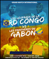 R�servation RD CONGO VS GABON