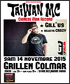R�servation TAIWAN MC (CHINESEMAN RECORDS)