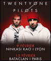 R�servation TWENTY ONE PILOTS