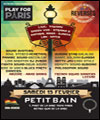 R�servation PLAY FOR PARIS