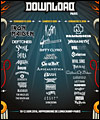R�servation DOWNLOAD FESTIVAL 2016 - PASS 3J