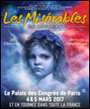R�servation LES MISERABLES EN CONCERT