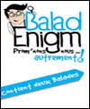 R�servation PACK 2 BALADENIGM