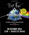 R�servation BRIT FLOYD