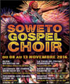 R�servation SOWETO GOSPEL CHOIR