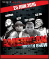 R�servation AMERICAN URBAN SHOW