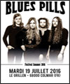 R�servation BLUES PILLS