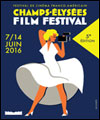 R�servation CHAMPS-ELYSEES FILM FESTIVAL