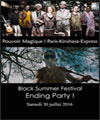 R�servation BLACK SUMMER ENDING PARTY