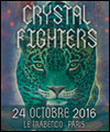 R�servation CRYSTAL FIGHTERS