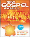 R�servation NEW GOSPEL FAMILY