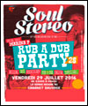 R�servation RUB A DUB PARTY #28