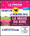 R�servation TREMPLIN LA VAGUE DU RIRE #5