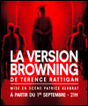 R�servation LA VERSION BROWNING