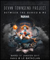 R�servation THE DEVIN TOWNSEND PROJECT