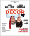Réservation L'ENVERS DU DECOR