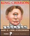 R�servation KING CRIMSON