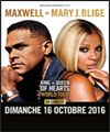 R�servation MAXWELL & MARY J. BLIGE