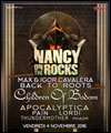 R�servation NANCY ON THE ROCKS FESTIVAL