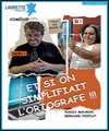 Réservation ET SI ON SIMPLIFIAIT L'ORTOGRAFE !!