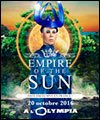 R�servation EMPIRE OF THE SUN