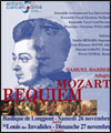 R�servation REQUIEM W.A. MOZART