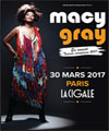 R�servation MACY GRAY