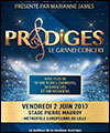 Réservation PRODIGES LE GRAND CONCERT