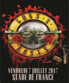 Réservation GUNS 'N ROSES STADE DE FRANCE-PARIS