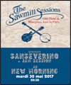 Réservation THE SAWMILL SESSIONS / SANSEVERINO