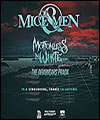 Réservation OF MICE & MEN + MOTIONLESS IN WHITE