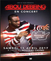 Réservation ABOU DEBEING