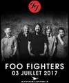 Réservation FOO FIGHTERS