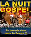 Réservation LA NUIT DU GOSPEL - LADIES OF