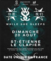 Réservation WHILE SHE SLEEPS + GUEST