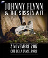 Réservation JOHNNY FLYNN & THE SUSSEX WIT