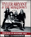 Réservation TYLER BRYANT & THE SHAKEDOWN