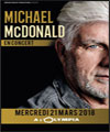 Réservation MICHAEL MCDONALD