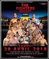 Réservation THE FIGHTERS NIGHT