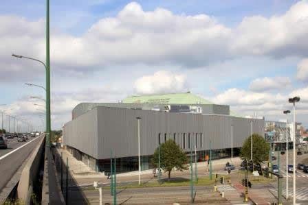 Lotto Arena Antwerpen Antwerpen Actualite Billet Billetterie