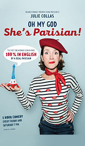 OH MY GOD SHE'S PARISIAN !