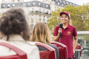 BIG BUS TOUR / LES CARS ROUGES