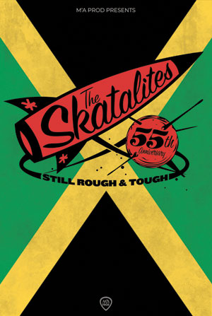THE SKATALITES FEAT. STRANGER COLE